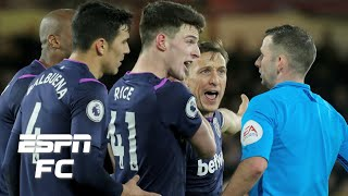 West Ham goal overturned by VAR vs. Sheffield United: Is it time to rewrite the laws? | ESPN FC