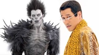 PPAP Long Version Piko Taro with Ryuk (Death Note)