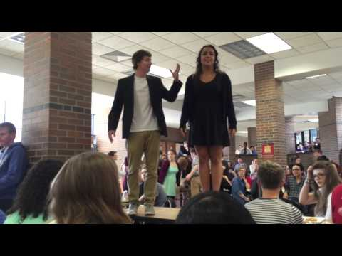 High School Musical Flash Mob