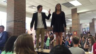 High School Musical Flash Mob