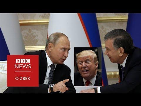 Ўзбекистон, Россия ва АҚШ: Толибон алал-оқибат мақсадига етдими? - BBC Uzbek
