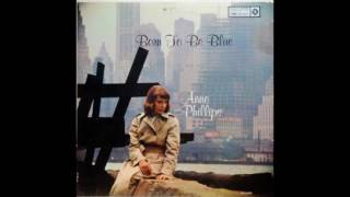 Anne Phillips - Born To Be Blue (1958)