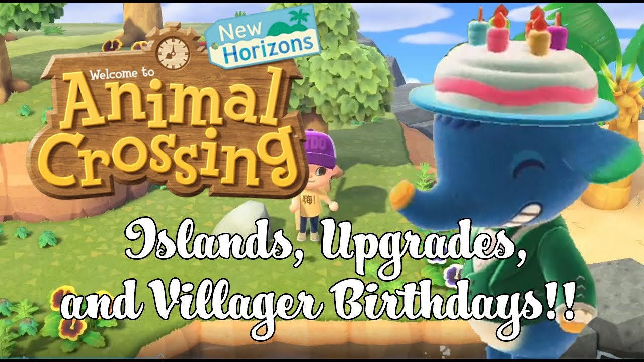 Let S Play Animal Crossing New Horizons Day 4 Islands