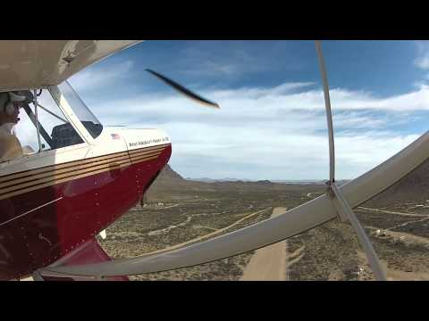 Terlingua Ranch flying