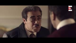 مسلسل الجماعة 2 - سيد قطب متحدياً عبد الناصر شرف لي الإنضمام لجماعة الإخوان وإذا إقتنعت بشئ فعلته