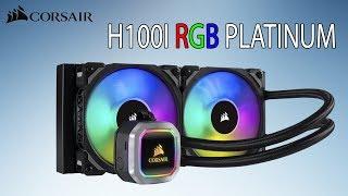 Corsair H100i RGB Platinum - Wydajne AIO!