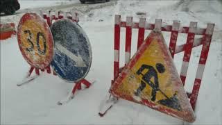Дорожные службы Йошкар Олы к середине зимы вывезли из города более 38 кубометров снега
