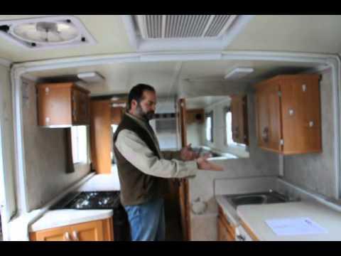 2006 Trail Manor 3124KS Travel Trailer  YouTube