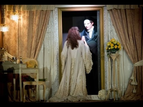 Phantom of the Opera  The MirrorAngel of Music Act I, Scene 3b