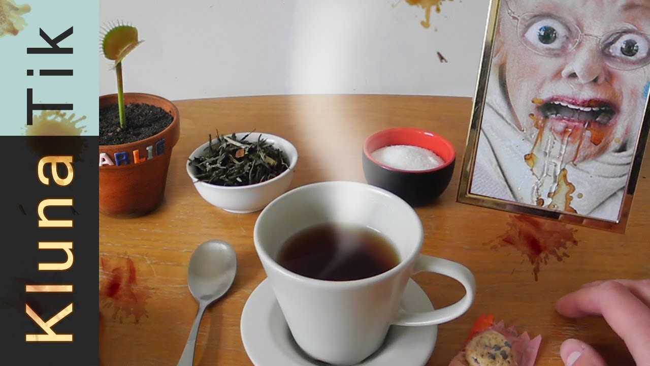 Tea With My Grandma Kluna Tik Dinner 70 Asmr Eating Sounds No Talk
