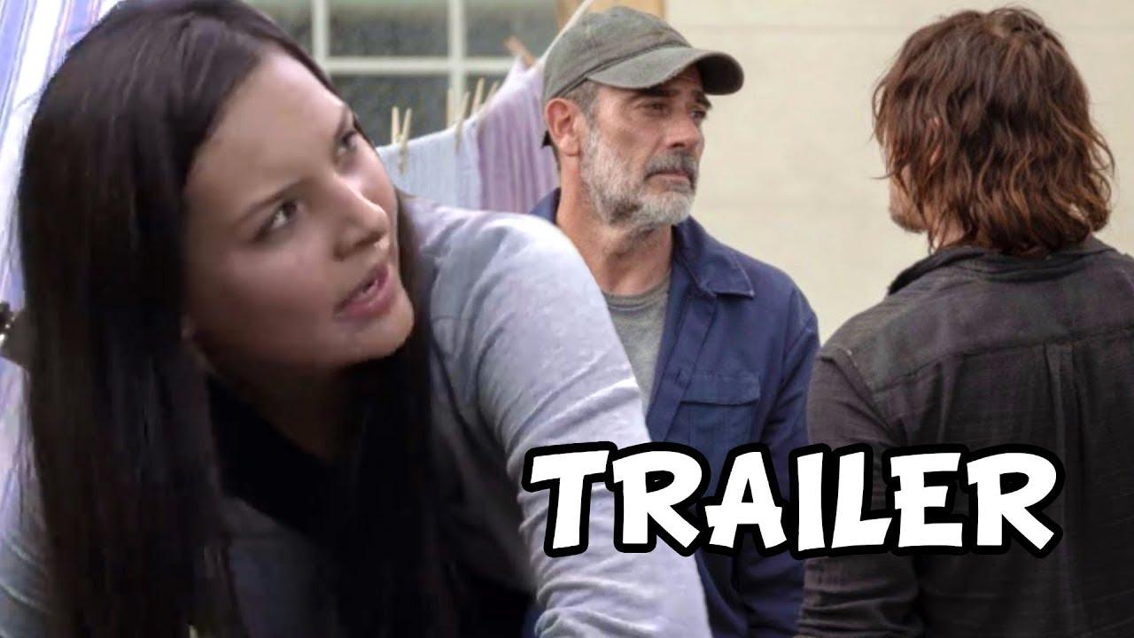 Download The Walking Dead Season 10 Episode 4 'Negan Vs Daryl & Silence The Whisperers' Trailer Breakdown