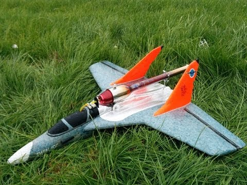 Twinjet with Pulse Jet from HobbyKing