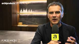 PORCELANOSA | Ramón Esteve | Salone del Mobile Milano 2016