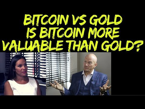 Bitcoin Versus Gold. Is Bitcoin Really More Valuable Than Gold?