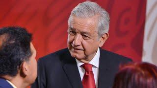 Presidente AMLO anuncia apoyo extraordinario a Pemex