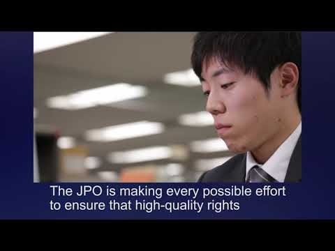 (With subtitles) The Japan Patent Office - Aiming to Become the World's Leading IP-Based Nation -