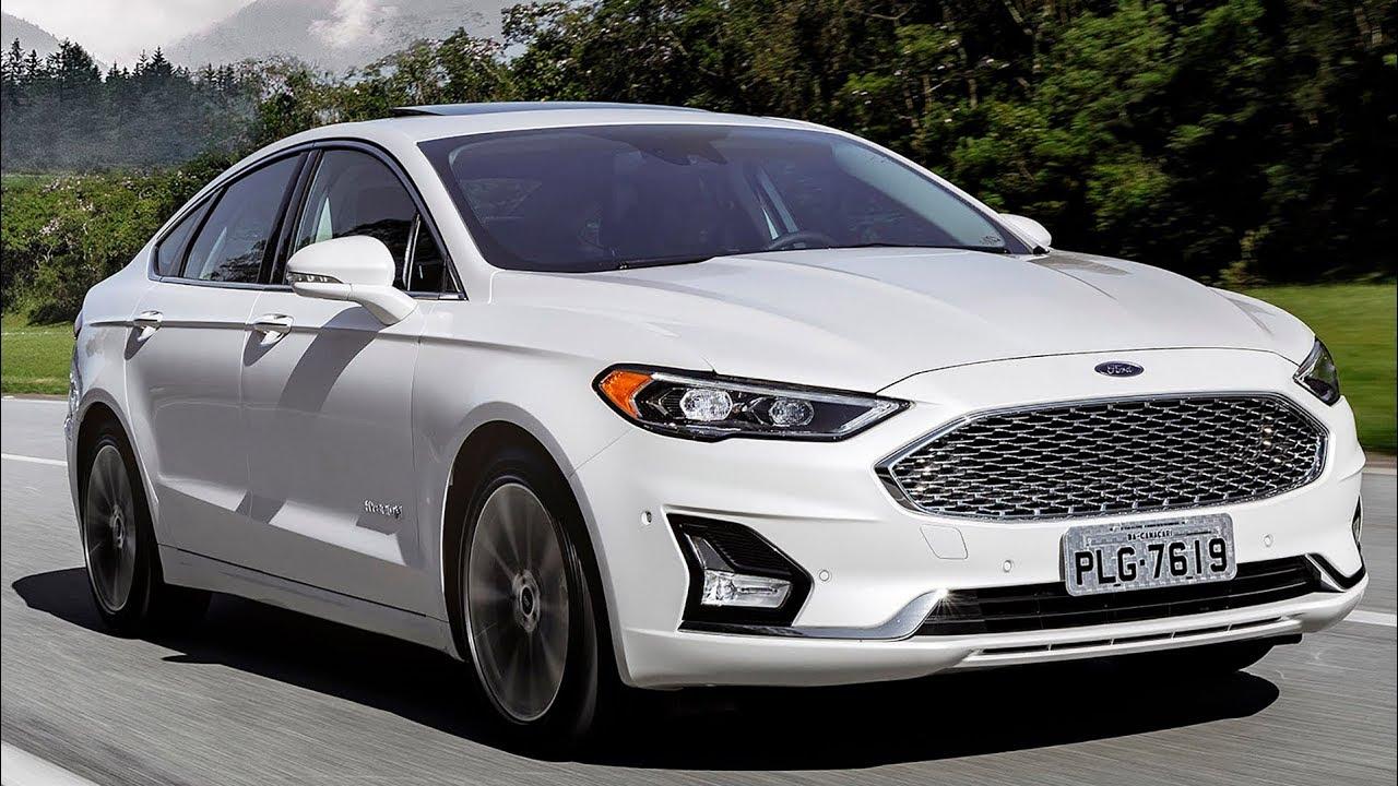 Novo Fusion 2019 Titanium E Hybrid Preco Consumo E Detalhes Www Car Blog Br Youtube