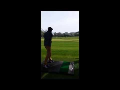 arthur golf Cannes 2015