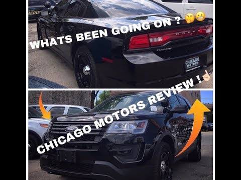 Why I Haven't Been Active & Chicago Motors Review!!