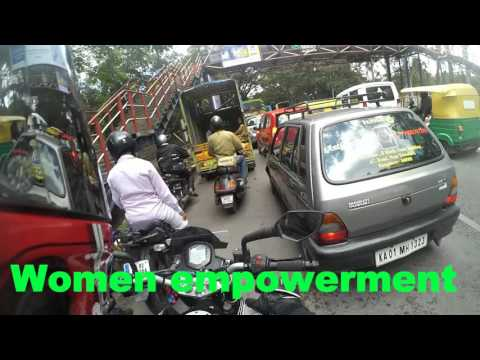 Daily observations in Bangalore/getting cut off/ fights/ family planning