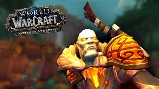 Trying to Get My First WoW Character to MAX Level