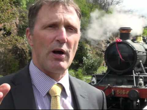 Severn Valley Railway chuffed at tunnel re-opening