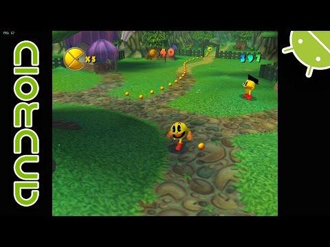 Pac-Man World 2 | NVIDIA SHIELD Android TV | Dolphin Emulator [1080p] | Nintendo GameCube
