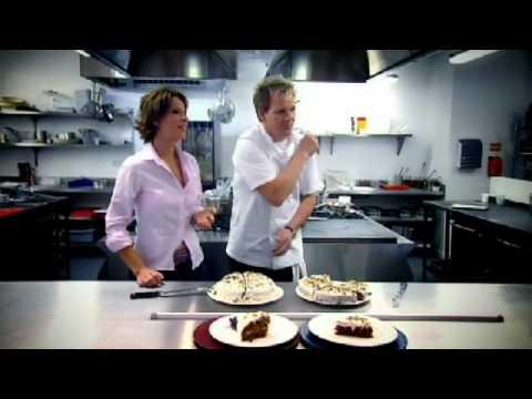 Natasha Kaplinsky Recipe Challenge Results - Gordon Ramsay
