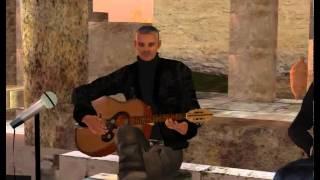 Marino De Rosas a Sardinia interpreta Poseidon e Mediterraneo