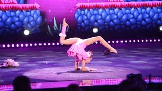 Bajkowo-gimnastyczna Maja Pastuszko w półfinale | SuperDzieciak