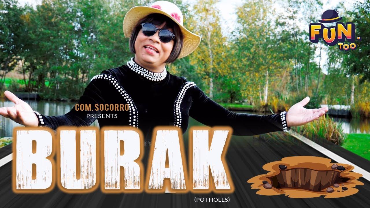Download BURAK ( The Potholes )Konkani Comedy Song 2019 Com. Socorro Ft. Regan Cruz