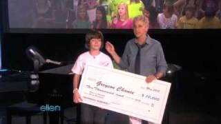 A Message from Ellen