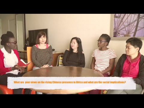 'China in Africa, Africa in China': Gender & Sexuality Dimensions