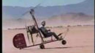 Baixar Gyrocopter High Wind Takeoffs at El Mirage