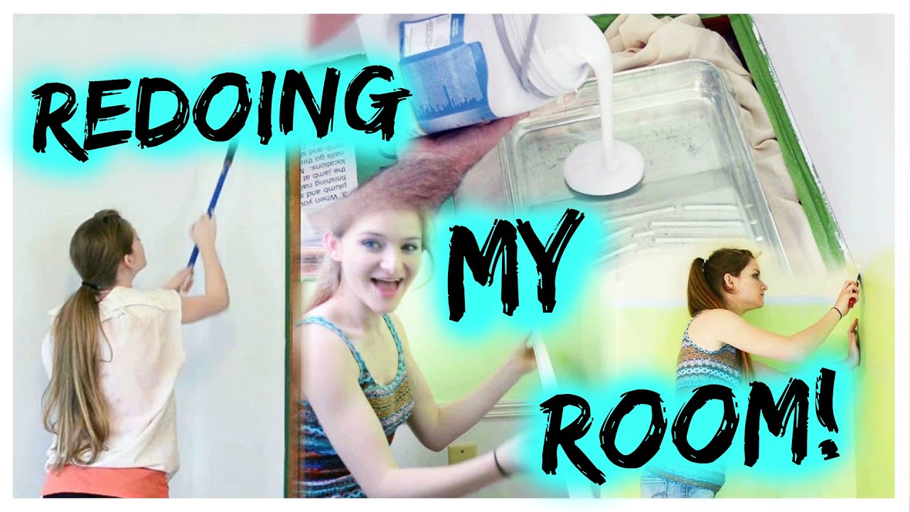 Redoing My Room