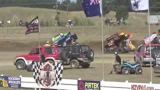 Dean Brindle Racing Harrisville NZ Feb 17, 2019
