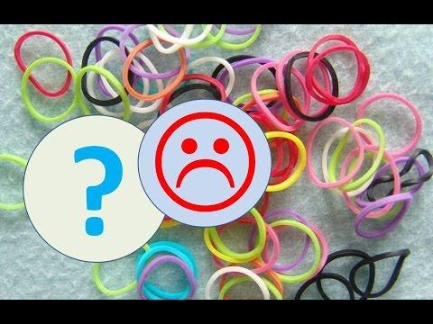 Опасны ли браслеты из резинок? Как распознать подделки.