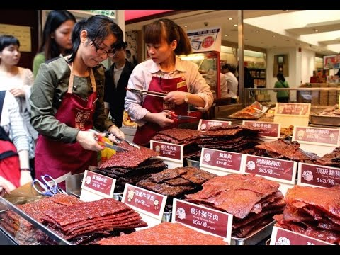 The World Famous Beef Jerky In Macau - Macanese Jerky