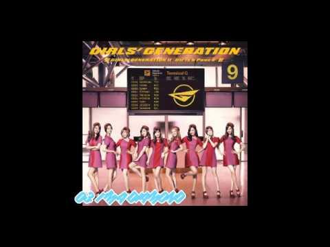 Girls Generation - Girls and Peace - 2nd Japanese Full album.