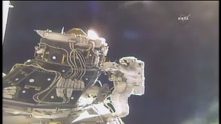 Video Nasa TV LIVE Spacewalk Coverage of ISS Expedition 51 U.S. Spacewalk # 42 (Whitson and Fischer) download MP3, 3GP, MP4, WEBM, AVI, FLV Agustus 2018