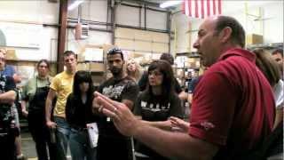 Lean Manufacturing - Morning Meeting - FastCap