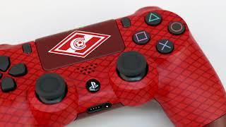 Геймпад для игровой приставки PS4 DualShock «Спартак. Гладиатор»