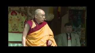 His Holiness the Dalai Lama's message on his 79th birthday