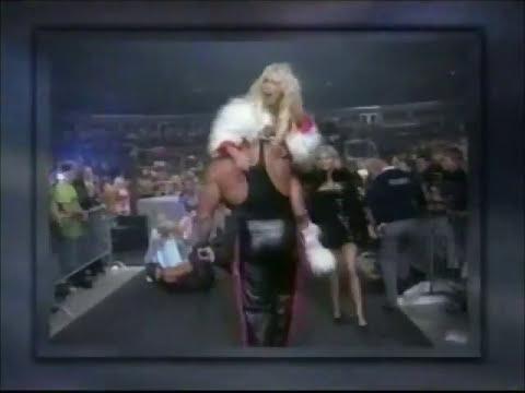 Kevin Nash kidnaps Macho Man Randy Savage girlfriend Thunder  1st July 1999