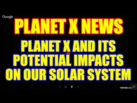 Planet X and Its Potential Impacts on Our Solar System