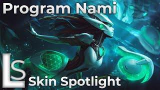 Program Nami - Skin Spotlight - Program - League of Legends - Patch 10.22.1