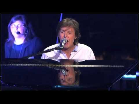 Paul McCartney 1985 12.12.12. Sandy Relief Concert HD