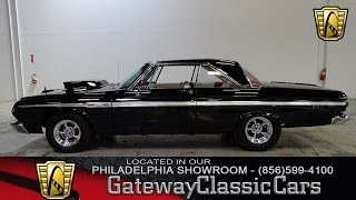 1964 Plymouth Fury, Gateway Classic Cars Philadelphia - #080