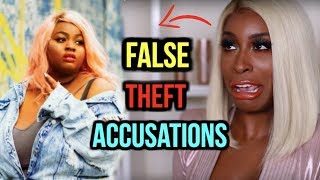 Video JACKIE AINA ACCUSES PETTY PAIGE OF THEFT?! download MP3, 3GP, MP4, WEBM, AVI, FLV Agustus 2018