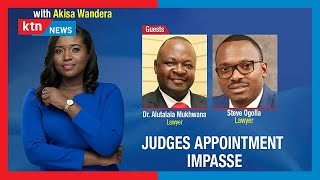 Crucial make or break decision to be made by CJ Marth Koome on judges' appointment row  Frontrow(Pt2